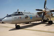 an26 aeronautica militare rumena