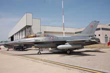 f16d danish air force