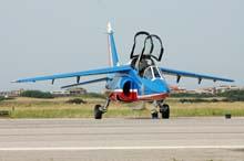 alpha jet patrouille de france