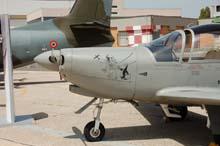 sf260 nose art scuola di volo 70 stromo latina