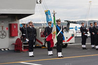 portaerei cavour facciamo ripartire l'italia marina militare