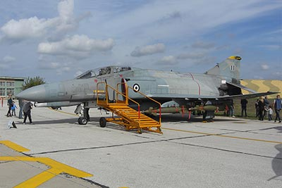 Hellenic Air Force F-4E Peace Icarus 2000