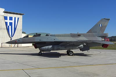 Hellenic Air Force F-16D Block 52M
