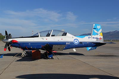 T-6A NTA Texan II special color for 50th anniversary of the 361 Training Squadron