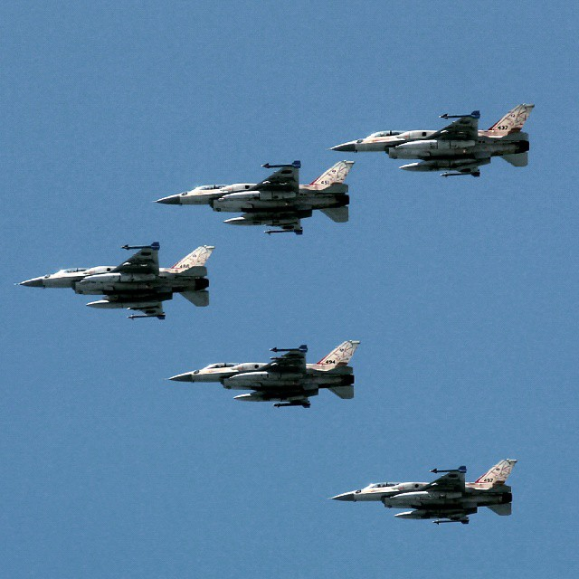 israel air force 67th indipendence day