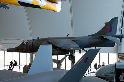 RAF Harrier GR3