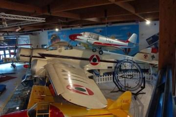 Museo dell'Aviazione Gianni Caproni di Trento