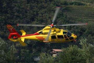 nucleo elicotteri elisoccorso trentino