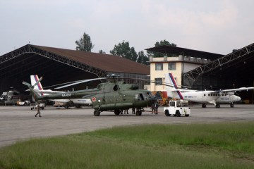 Nepal Army Air Wing