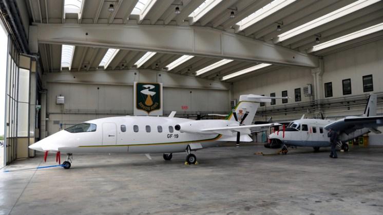 P-180 gruppo esplorazione aeromarittima