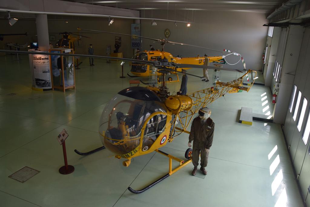 Museo Storico del Servizio Aereo della Guardia di Finanza