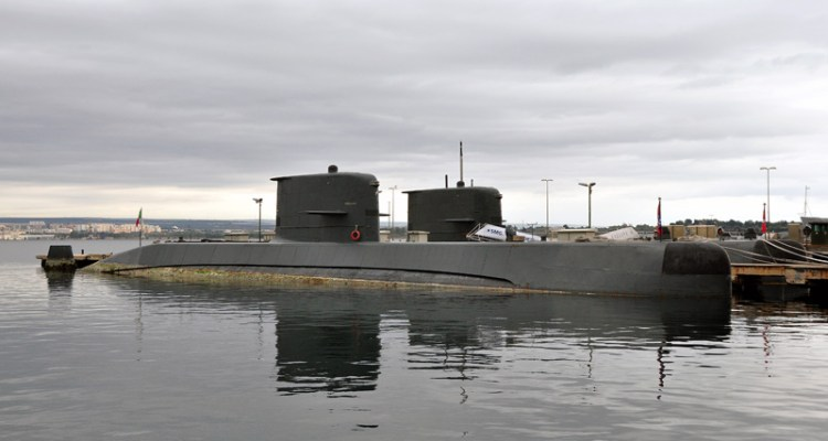 comando flottiglia sommergibili