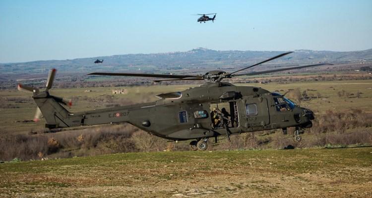 Aviation Battalion AVES esercito italiano