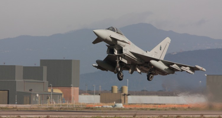 4° Stormo Caccia Eurofighter Typhoon