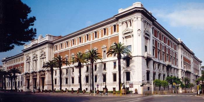 palazzo marina roma