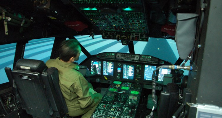 centro addestramento equipaggi 46° Brigata Aerea