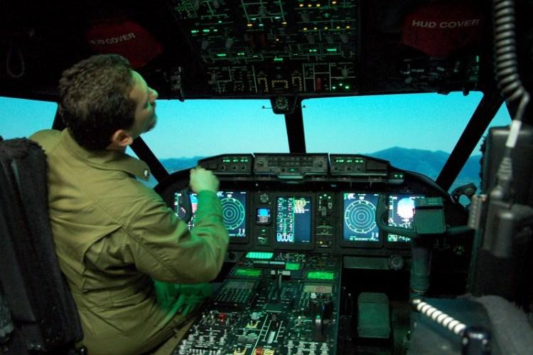 Full Flight Simulator C-27J Spartan Aeronautica Militare