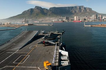 30 gruppo navale doppia città del capo in sud africa