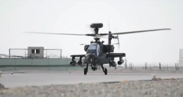 royal army aviation apache