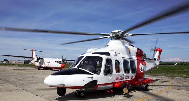 aw-139 guardia costiera reparto volo di catania
