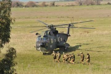 la 1^ brigata aerea operazioni speciali si riorganizza sulla base aerea di cervia