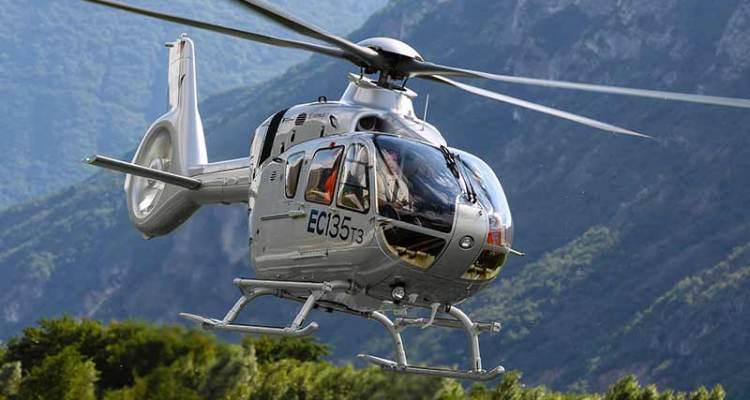 ec-135T3 certificazione easa