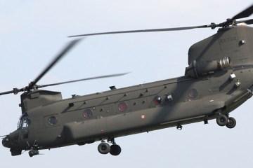 CH-47F Chinook Aviazione dell'Esercito Italiano