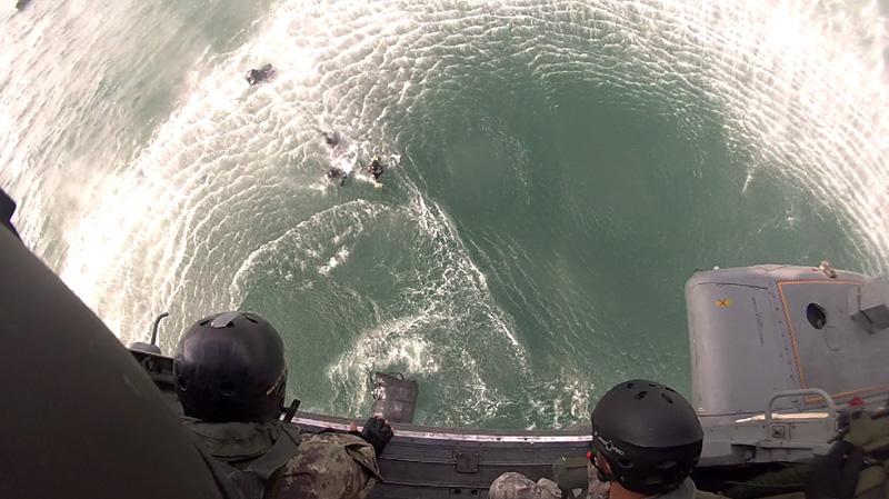 foto degli elicotteri eh-101 della marina militare