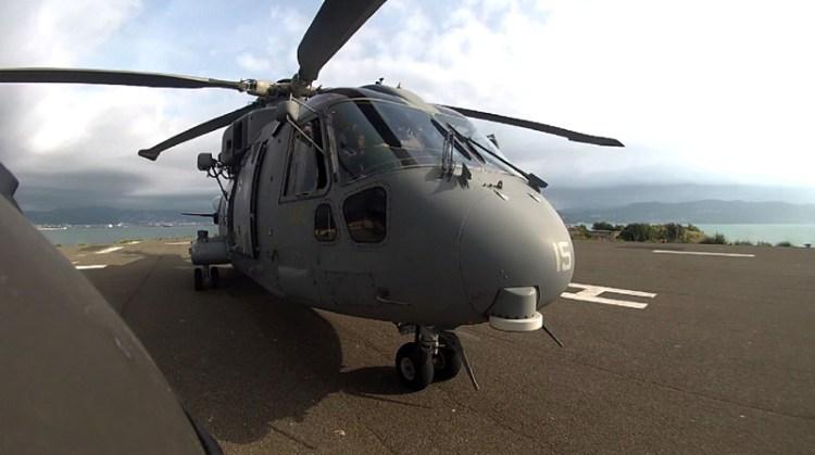 eh-101 della marina militare