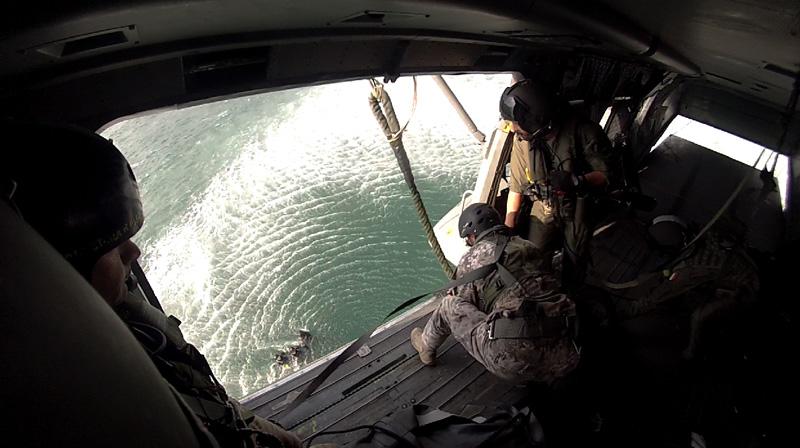 foto degli elicotteri eh-101 del 1° grupelicot