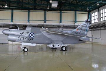 Farewell A-7 Corsair II Hellenic Air Force