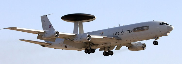 E-3 Awacs NATO NAEW Force