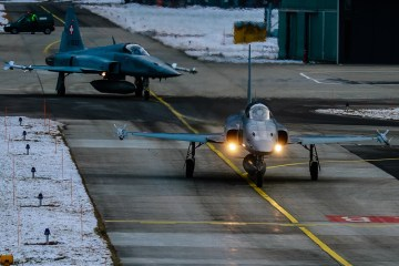 swiss air force world economic forum 2015 davos