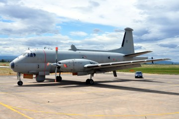 Atlantic Antisom 41° Stormo Aeronautica Militare