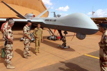 drone mq-9a reapers armèe de l'air