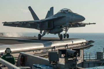 F/A-18 Super Hornets US Navy