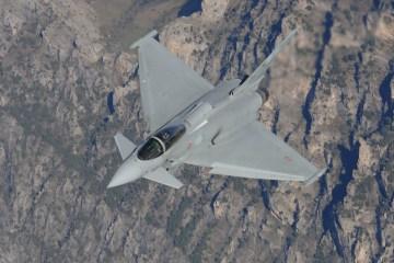 Eurofighter Typhoon italiani nel Baltico NATO Baltic Air Policing