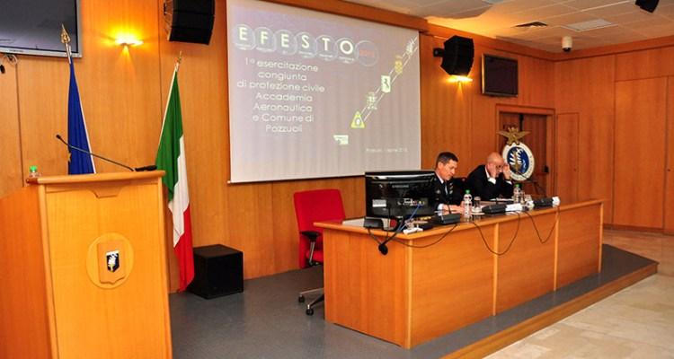 presentazione esercitazione efesto 2015