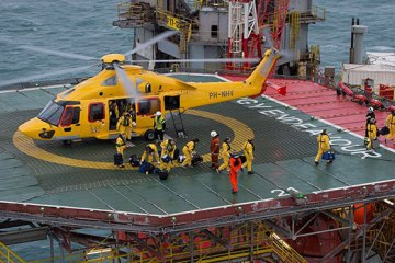nhv offshore helicopters ec175