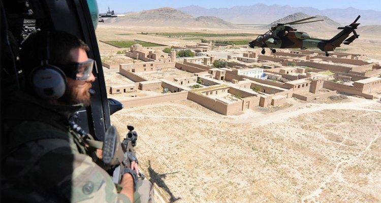 tiger HAD afghanistan