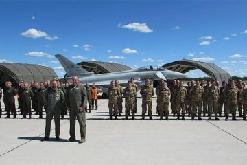 task force air lituania aeronautica militare