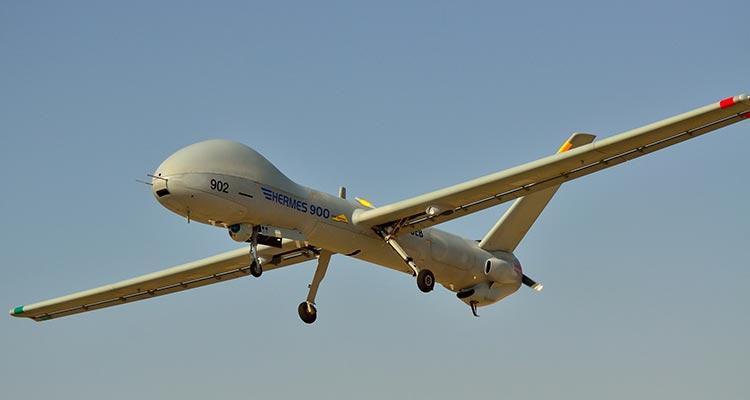 hermes900 swiss air force