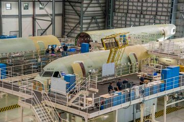 airbus us manufacturing facility