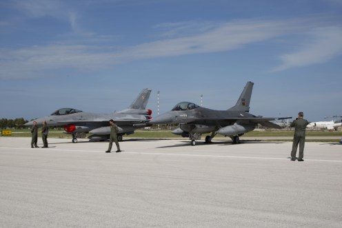 F-16C americani