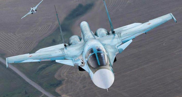 aerei russi attaccano isis in siria