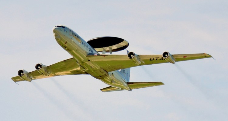 nato awacs trident juncture 2015