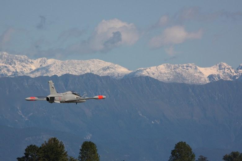 MB339CD Aeronautica Militare