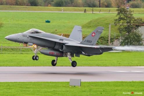 F-18 Hornet Meiringen