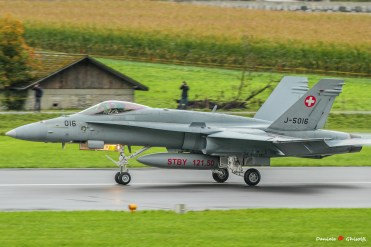 F-18 Hornet Swiss Air Force