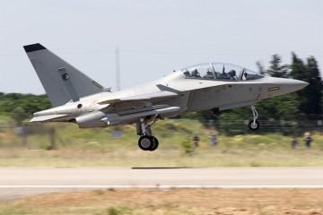 t-346 primi piloti della polish air force